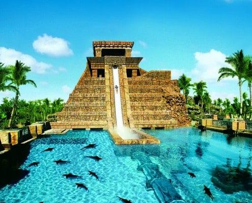 Paradise Island  Temple