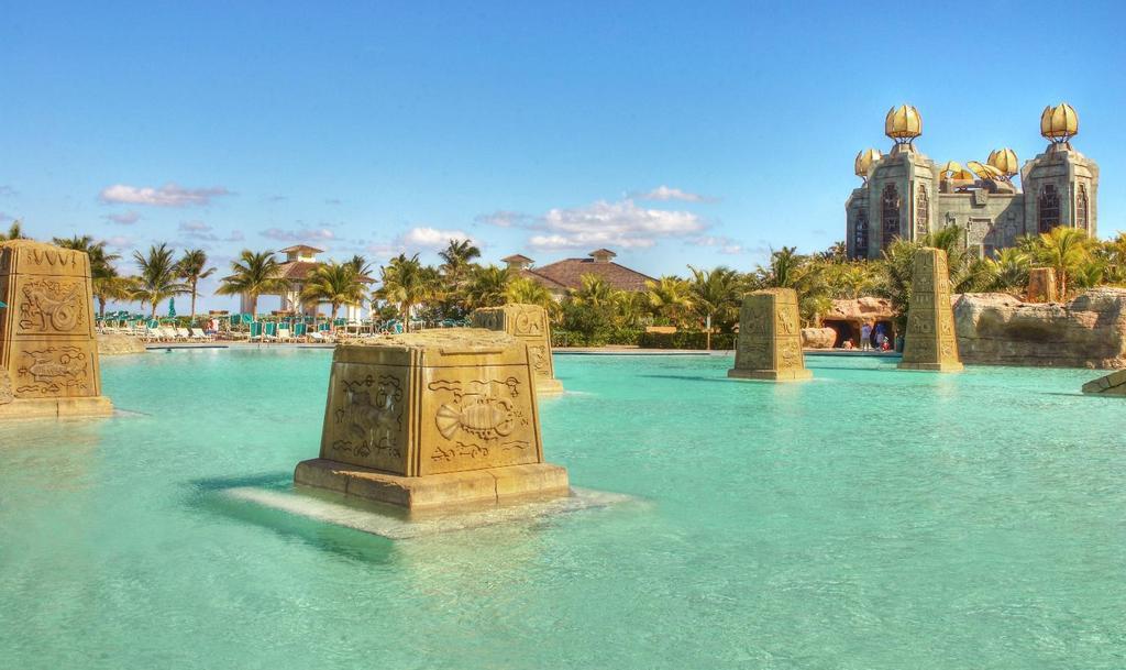 The Reef Atlantis Wedding Modern Destination Weddings