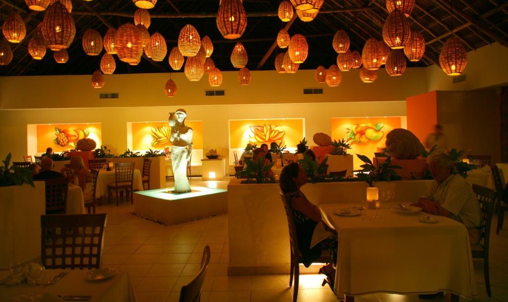 Azul Restaurant St Maarten Menu