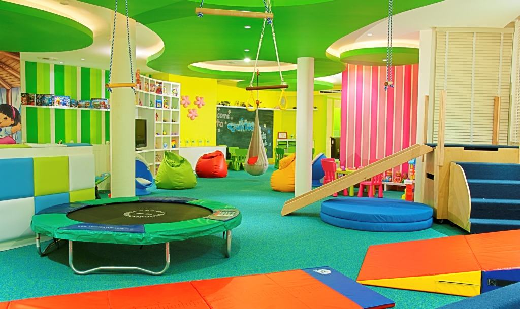 Dream Kids Playroom Classroom