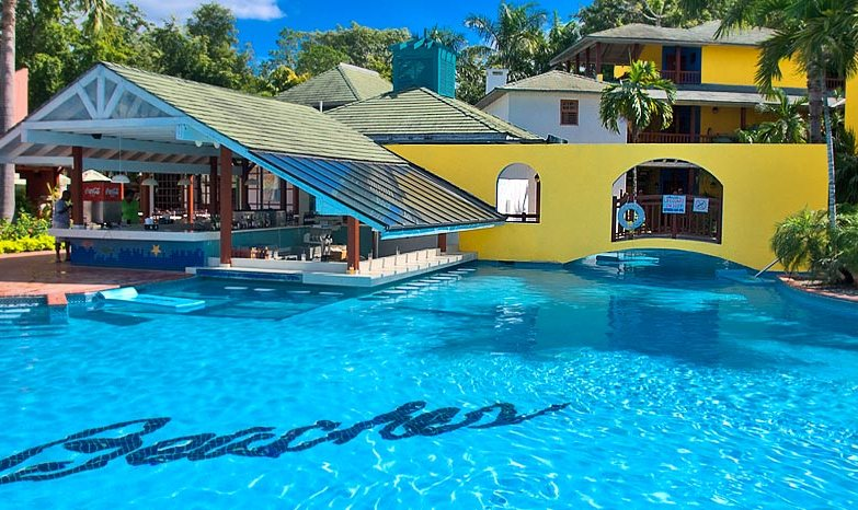 Beaches negril wedding packages