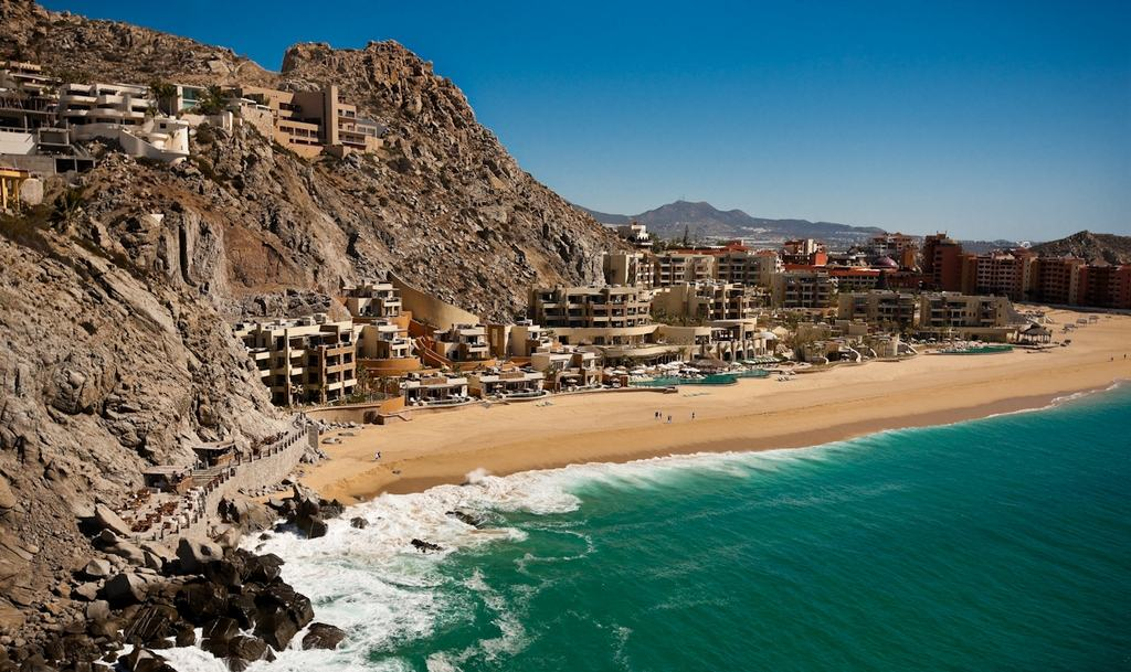 Capella Pedregal Wedding Modern Destination Weddings
