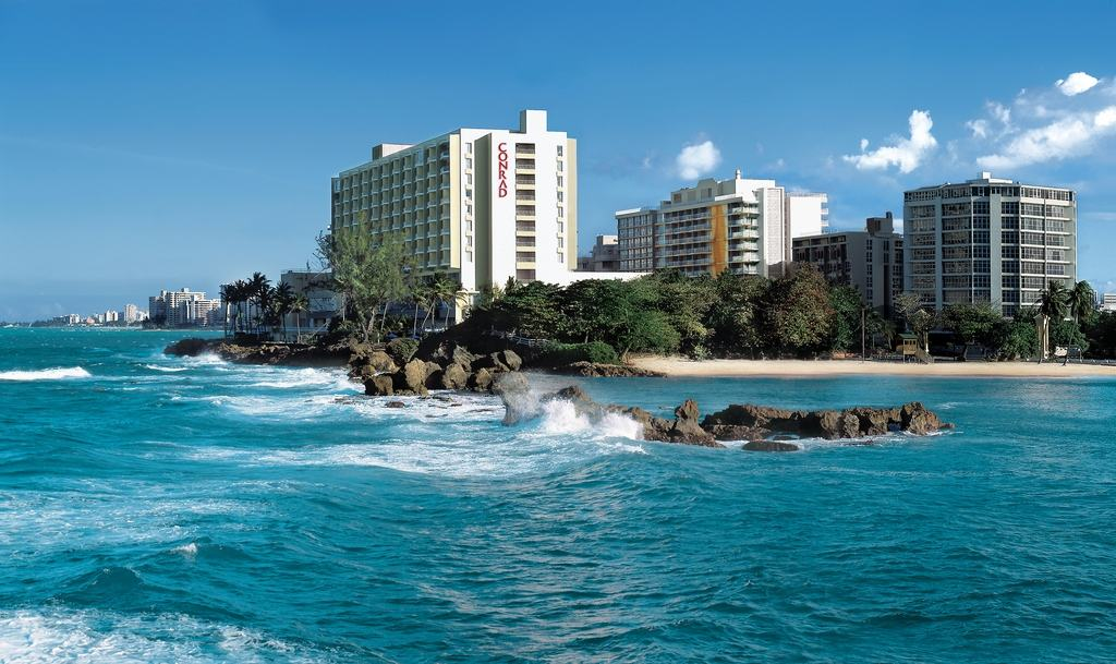 Condado Plaza Hilton Wedding Modern Destination Weddings
