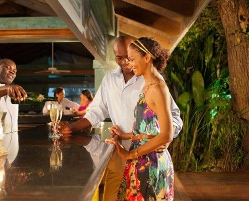 Couples Negril Wedding Modern Destination Weddings