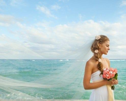 Couples Tower Isle Wedding Modern Destination Weddings