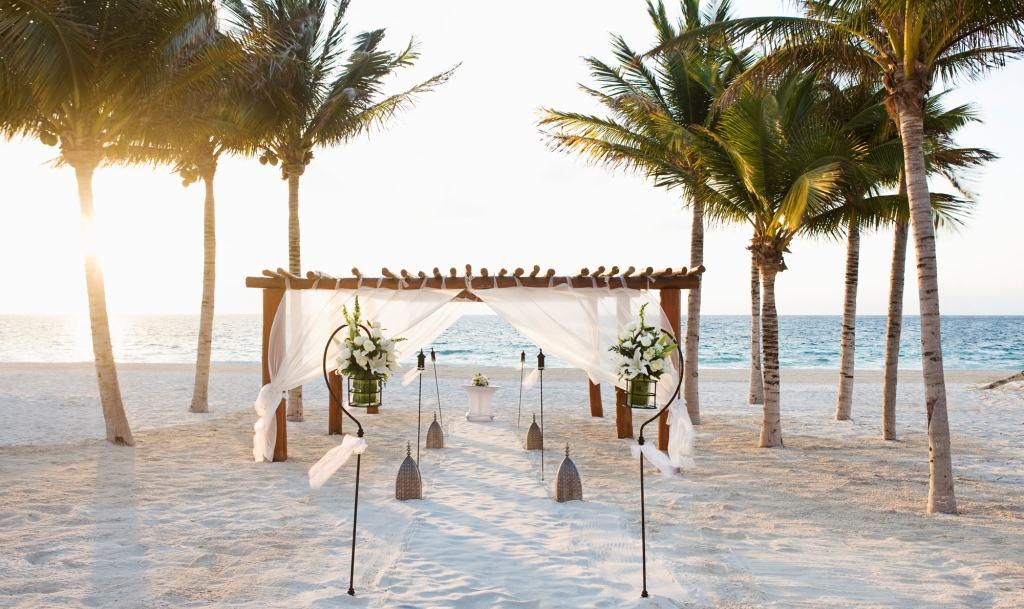 Excellence Riviera Cancun Wedding Modern Destination
