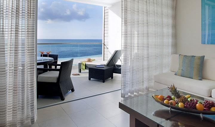 Gansevoort Turks And Caicos Wedding Modern Destination