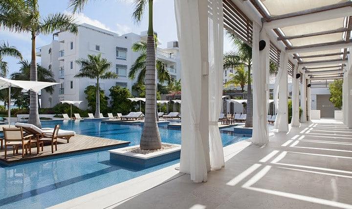 Gansevoort Turks And Caicos Wedding Modern Destination Weddings