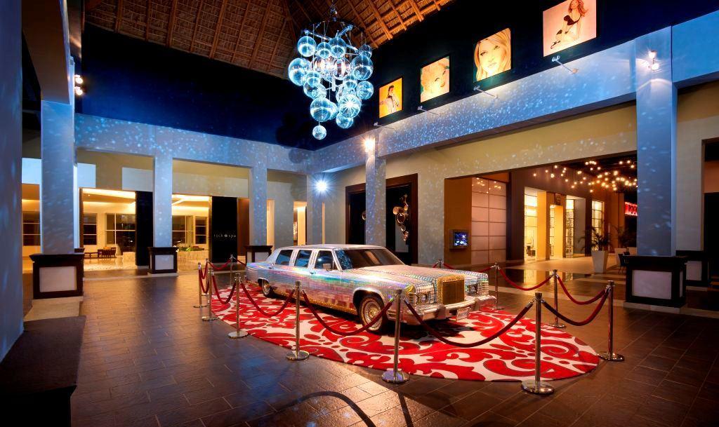 Hard Rock Hotel Punta Cana Wedding Modern Destination