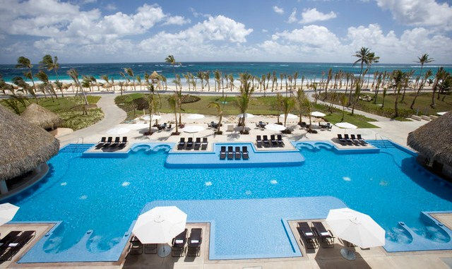 Hard Rock Hotel Punta Cana Wedding Modern Destination