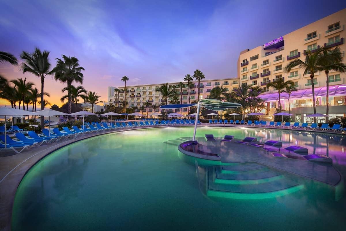 Hard Rock Hotel Vallarta Overview
