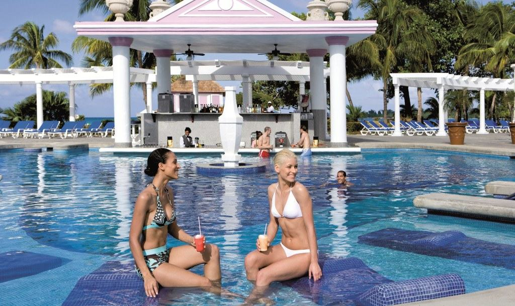 Riu Palace Tropical Bay Wedding Modern Destination Wedding