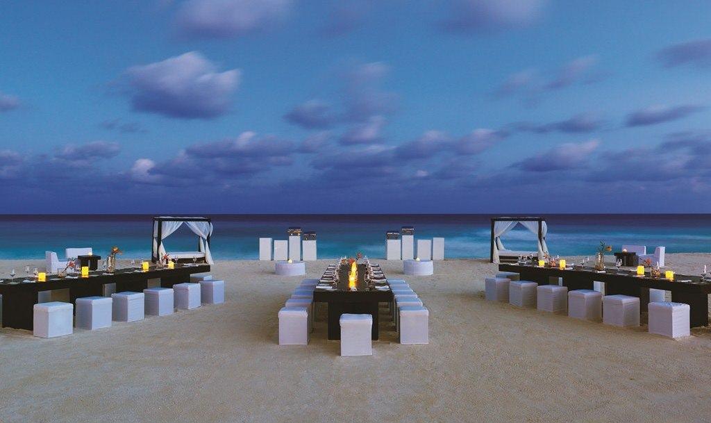 Turks And Caicos Resorts >> Le Blanc Spa Resort Wedding - Modern Destination Weddings