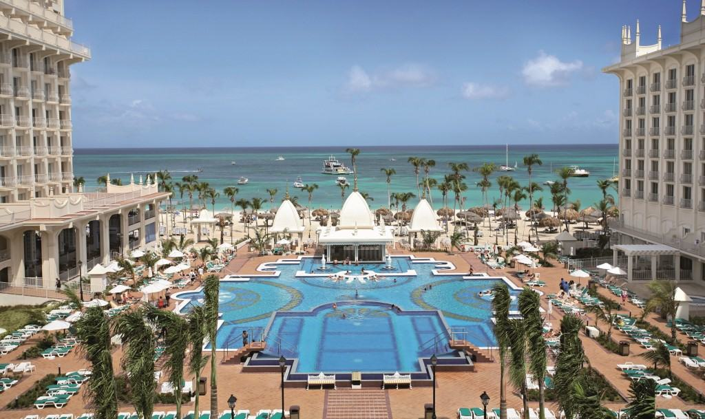 Riu Palace Aruba Wedding Modern Destination Weddings