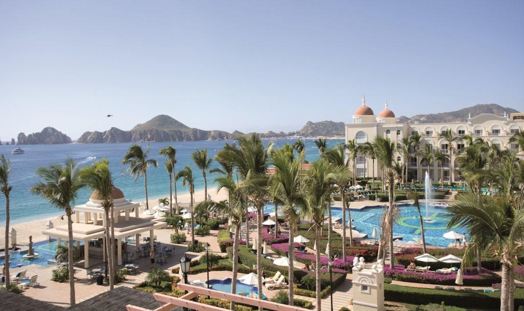 Riu Palace Cabo San Lucas Wedding Modern Destination