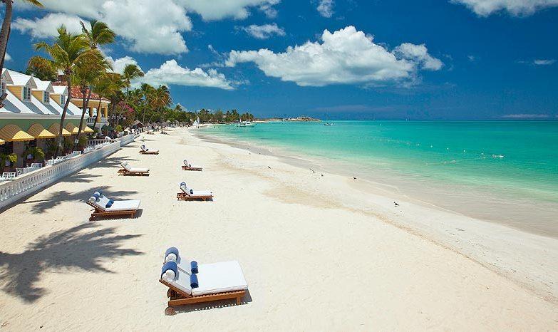 Sandals Grande Antigua Resort And Spa Antigua Caribbean