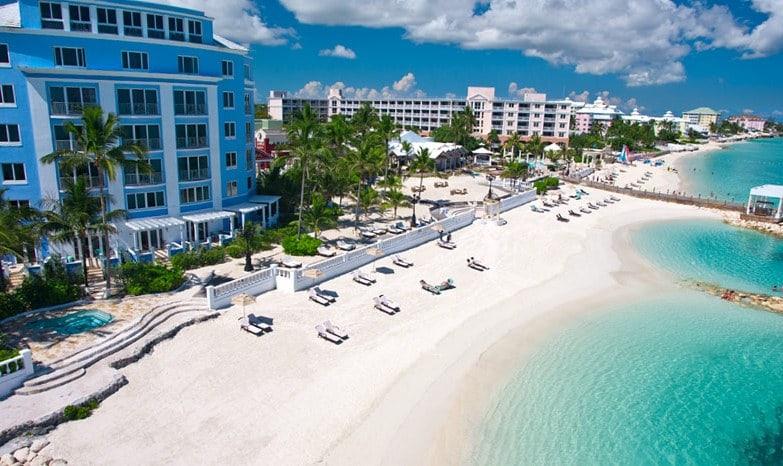 Sandals Royal Bahamian Wedding Modern Destination Weddings