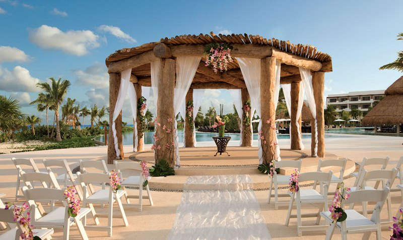 Secluded Beach Wedding Panama City