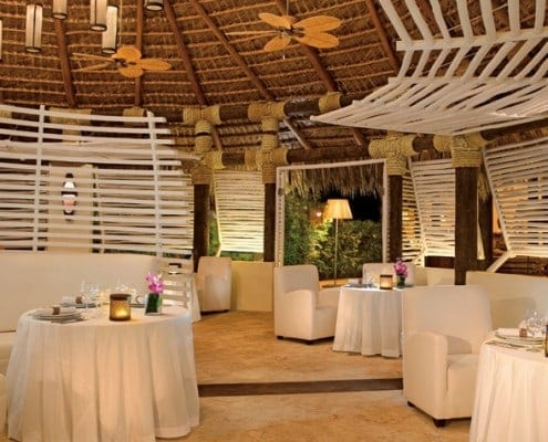 Zoetry Agua Punta Cana Wedding Modern Destination Weddings