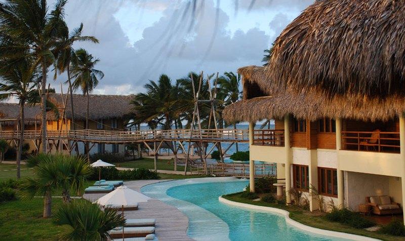 Zoetry Agua Punta Cana Wedding Modern Destination Weddings