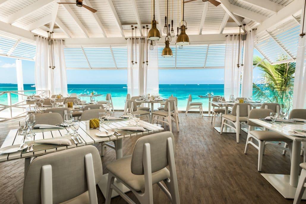 Caribbean Catering Beach Weddings: Azul Sensatori Jamaica Wedding