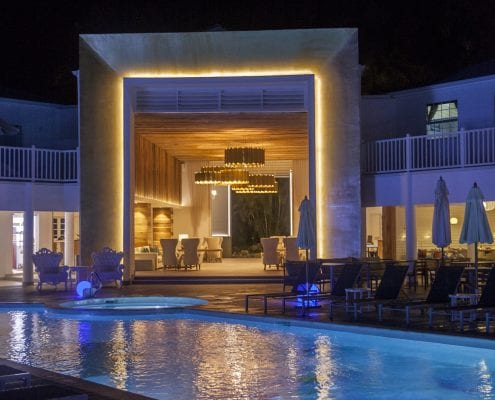 Azul Sensatori Jamaica Wedding Modern Destination Weddings