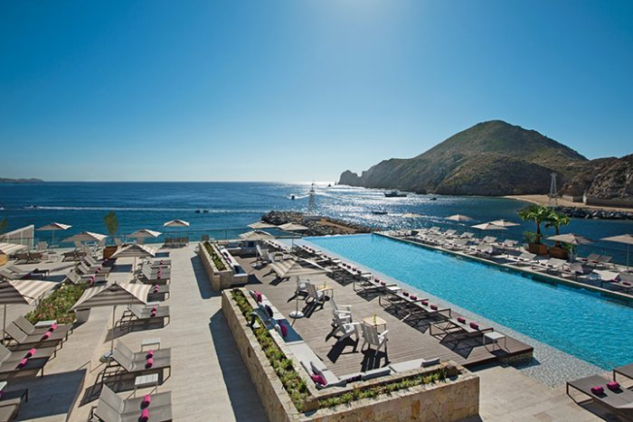 Breathless Cabo San Lucas Wedding Modern Destination
