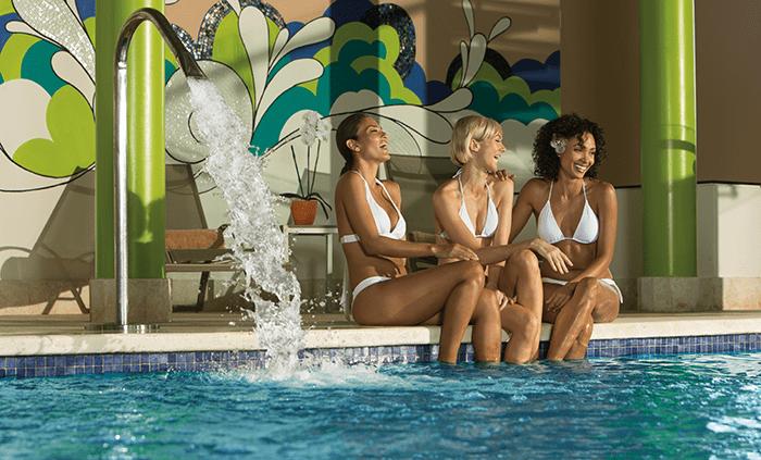 Breathless Punta Cana Resort Wedding Modern Destination
