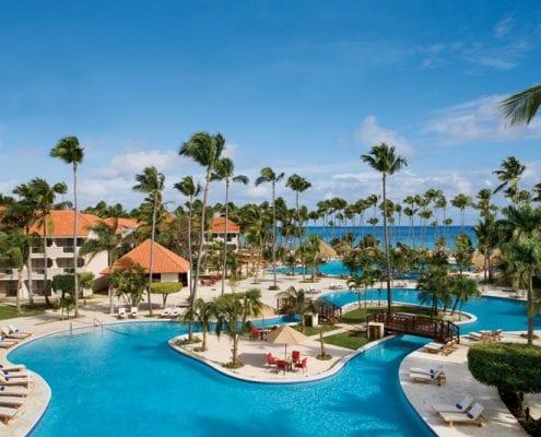Dreams Palm Beach Punta Cana Wedding Modern Destination