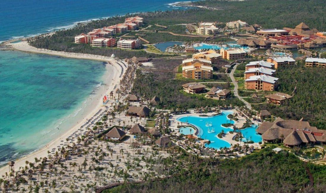 Grand Palladium Colonial Resort Spa Map