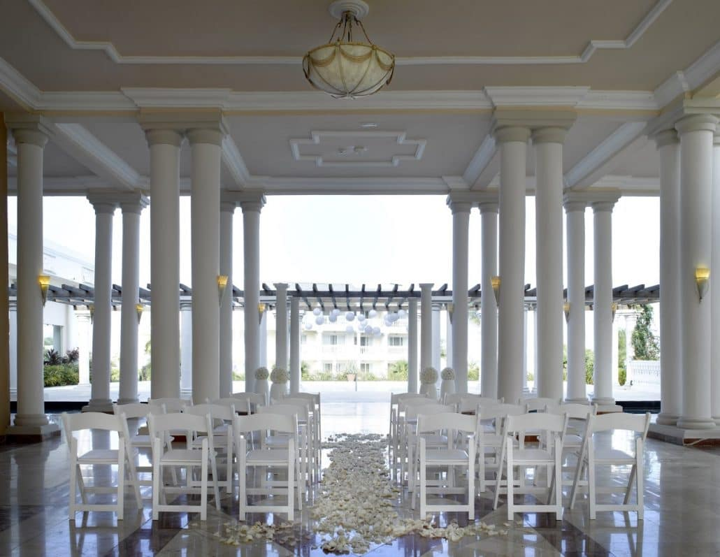 Grand Palladium Jamaica Resort Wedding Modern