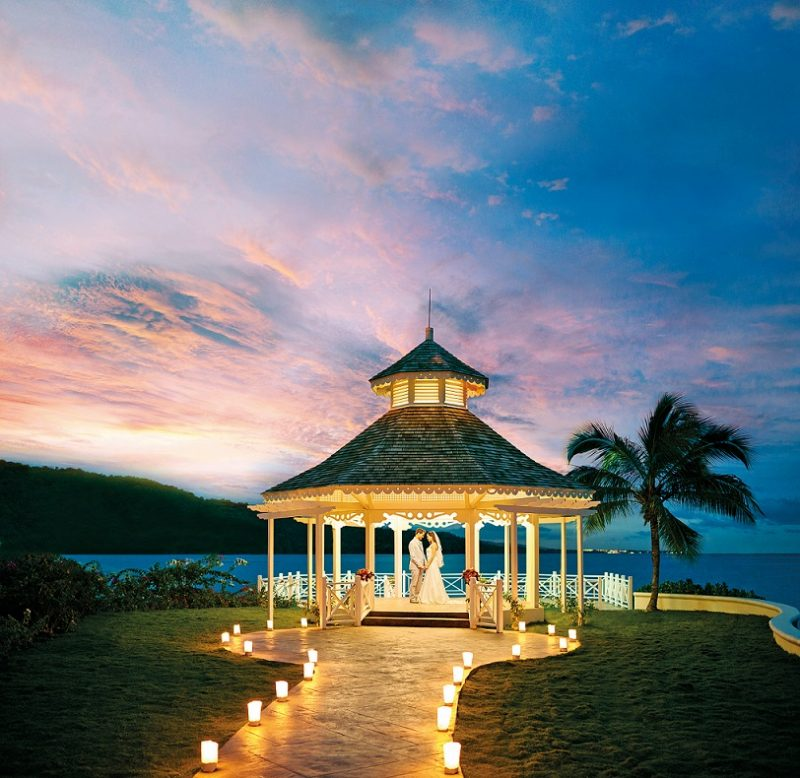 destination wedding packages mexico all inclusive: Moon Palace Jamaica Grande Wedding