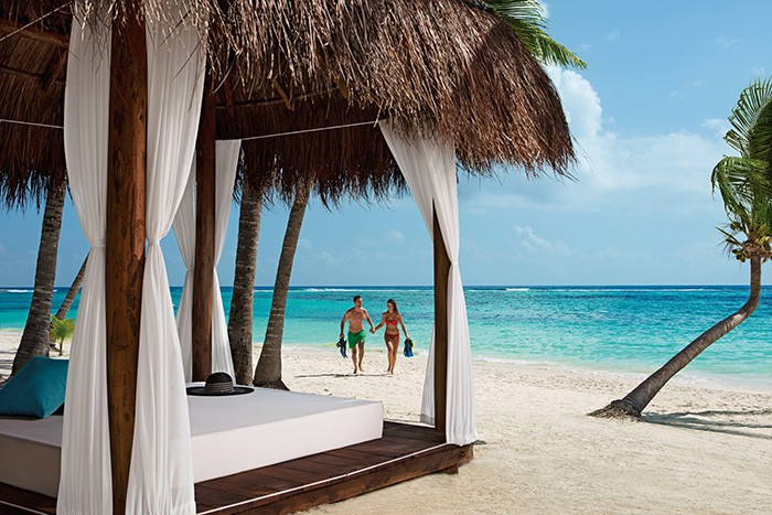 Secrets Akumal Riviera Maya Wedding Modern Destination Weddings