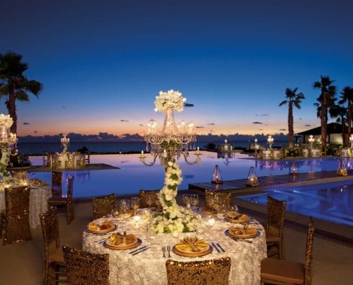 Secrets Playa Mujeres Wedding - Modern Destination Weddings