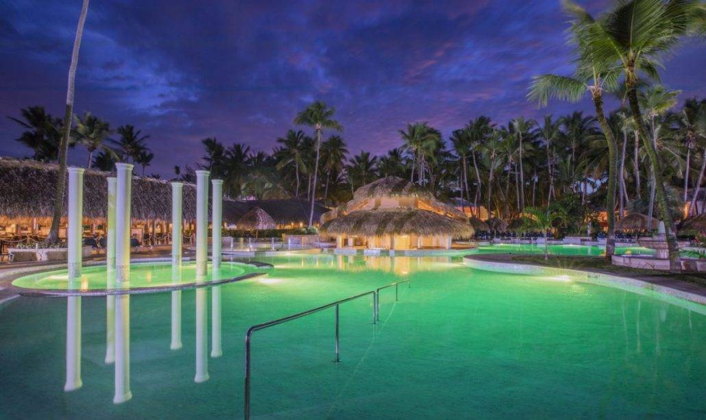 Grand Palladium Punta Cana Wedding Modern Destination