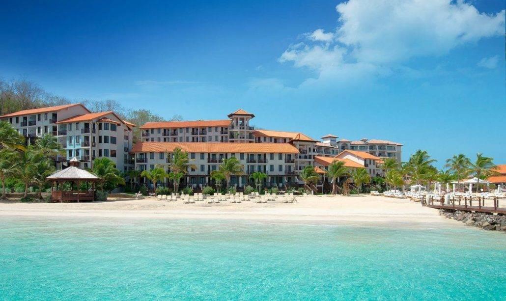 St Thomas Spa Resort