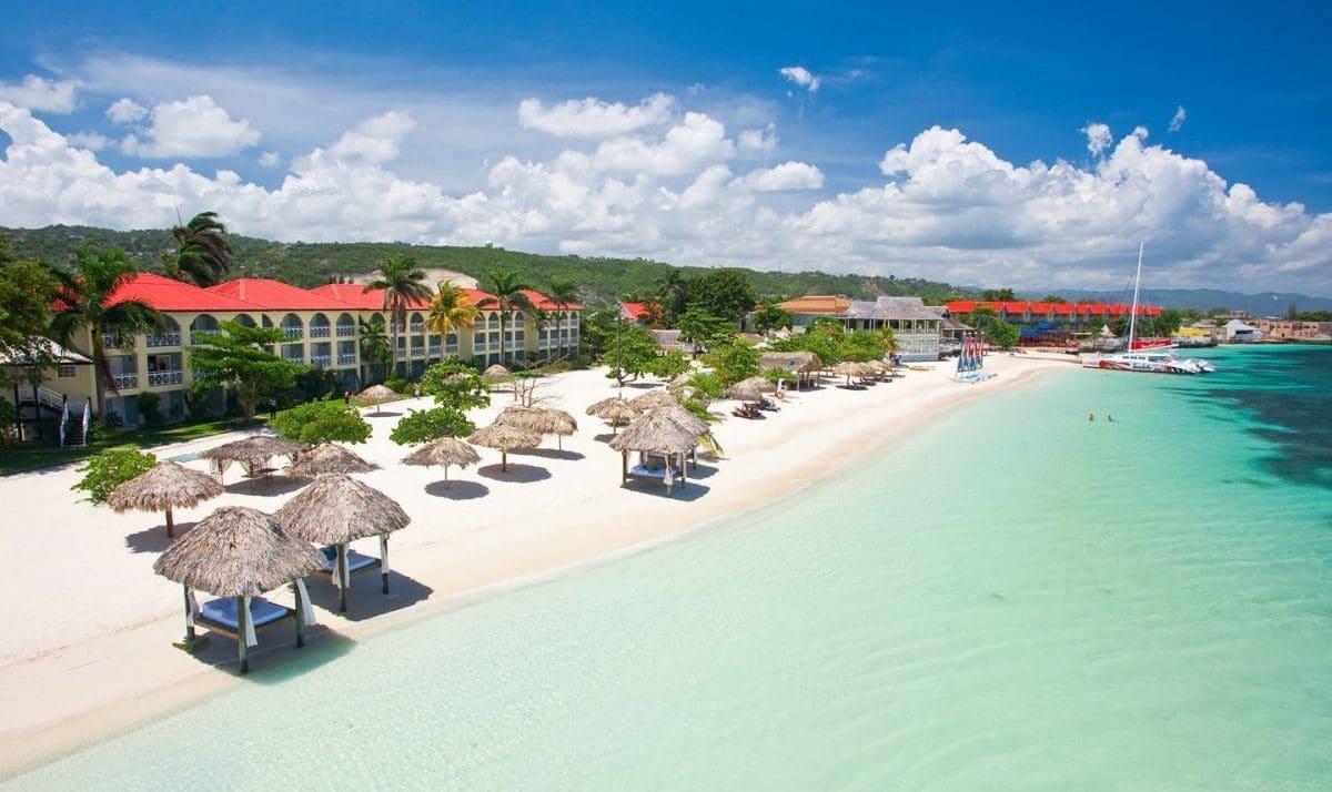 Panama City Beach In The  S