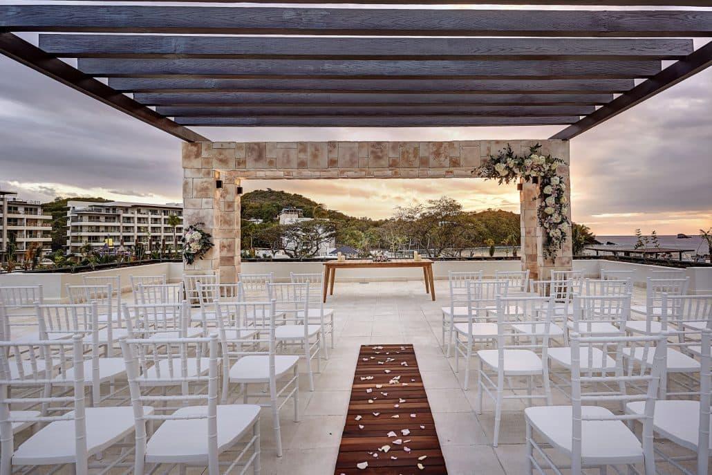 Royalton Saint Lucia Resort Wedding Modern Destination