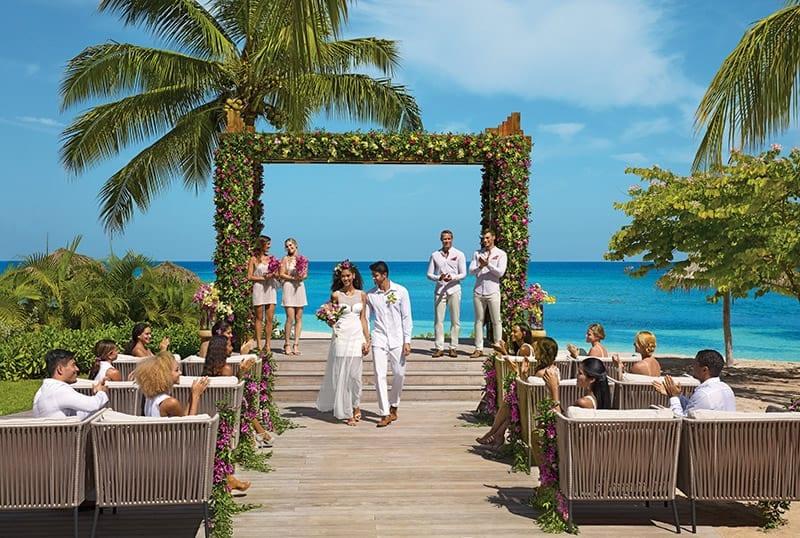 Punta Cana Resorts >> Breathless Montego Bay Wedding - Modern Destination Weddings