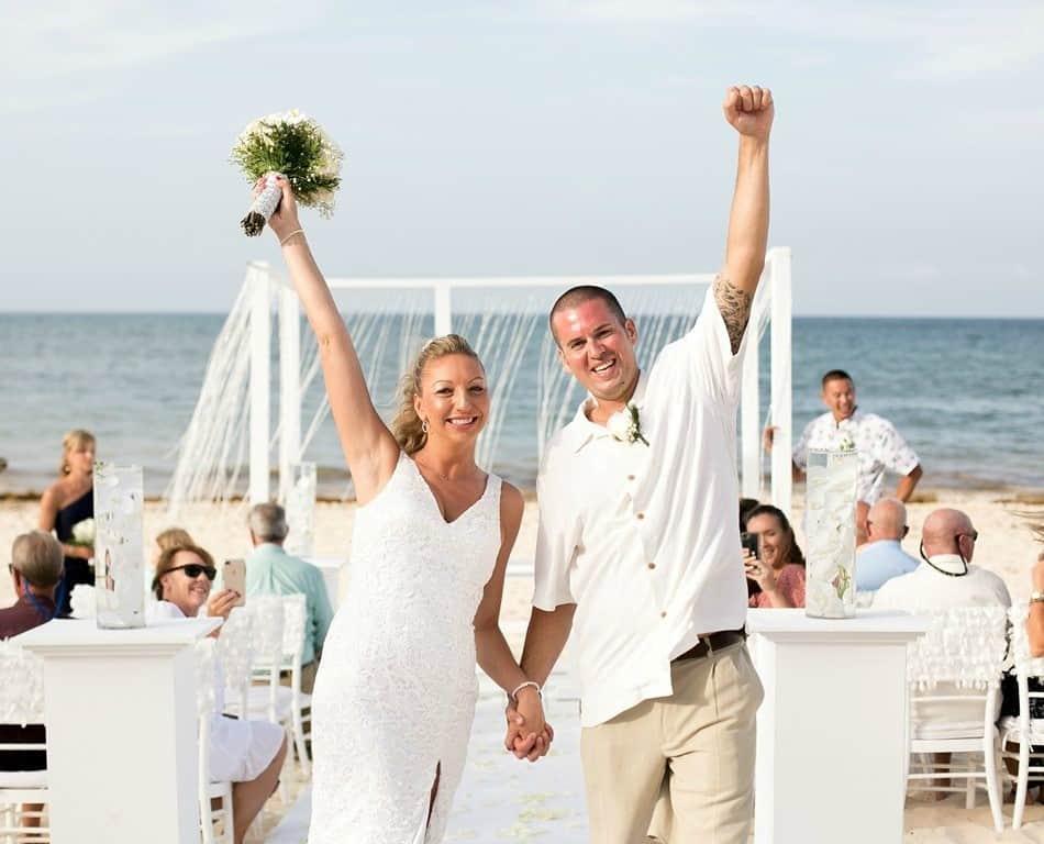 Real Weddings • Modern Destination Weddings